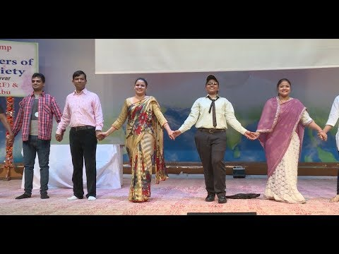 04.Dance Drama  & Cultural Program (Women Wing) Gyan Sarovar 7-07-2018