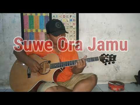 Suwe Ora Jamu (fingerstyle cover)