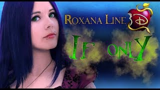 "Roxana Line - If Only (From ""Descendants"") ROCK COVER"
