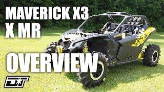 2019 Can-Am Maverick X3 X mr Turbo Walk Around & First Impressions