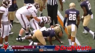 Chase Edmonds vs. Navy (2016)
