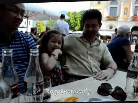 Camilla ThyThy gặp gỡ các chú  từ Ý sang