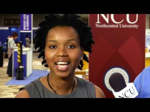NCU Full Scholarship Winner Nicole
