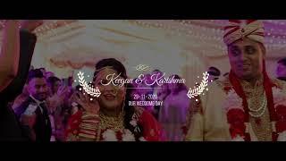 Keegan + Karishma | 29.11.2020 | Tamil Wedding | Kendra Hall, Durban