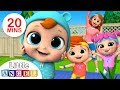 Head Shoulders Knees And Toes Johny Johny Yes Papa More Nursery Rhymes By Little Angel mp3