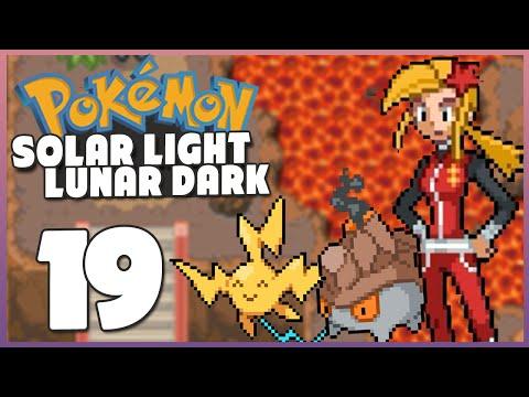 Pokemon Solar Light & Lunar Dark - Parte 19 - MALVAGI IN CONFLITTO!