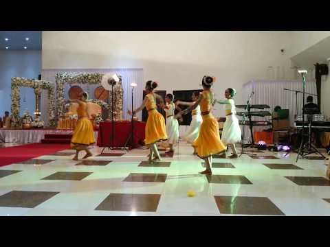Madura wasanthe kuspaba wedding dance