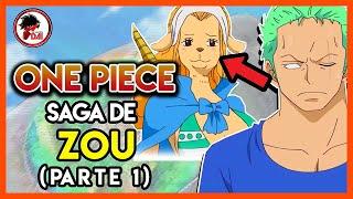 One Piece: Hablemos de la SAGA de ZOU (Parte 1)