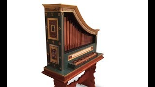 Positive Pipe Organ For Sale