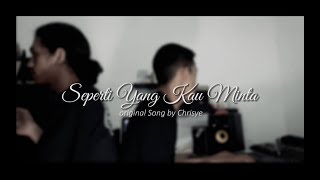 Seperti Yang Kau Minta (Chrisye) - feat Gerry Ngabut