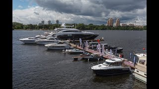 Moscow Yacht Show 2018/СОЛНЦЕ, ВЕТЕР, ВОЛНЫ И ЛОДКИ РАЗНЫЕ.