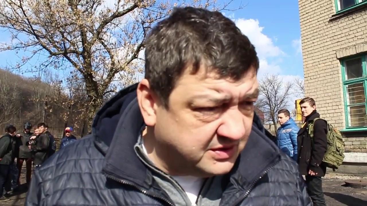и.о. городского головы г.Горловка Приходько И.С. 04.03.17