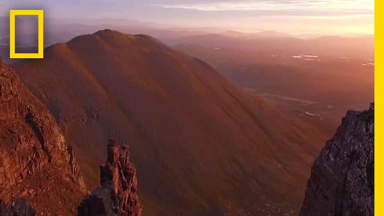 Stunning Drone Footage: Soar Above Wild Scotland | Short Film Showcase