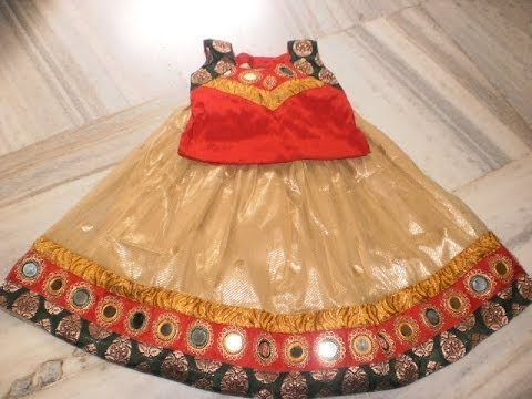 97f928b65 Latest Kids Cute Silk Skirts Dresses