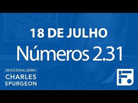 18 de julho – Devocional Diário CHARLES SPURGEON #200