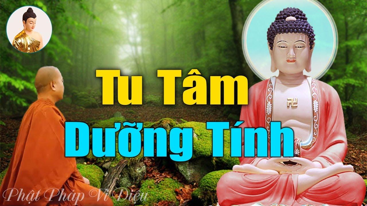 Phật Dạy TU TÂM DƯỠNG TÍNH Mở Rộng Tấm Lòng Giúp Bạn Thay Đổi Vận Mệnh – Phật Pháp Vi Diệu