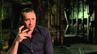 Marvel's Guardians of the Galaxy: Lee Pace  Behind the Scenes Movie Interview