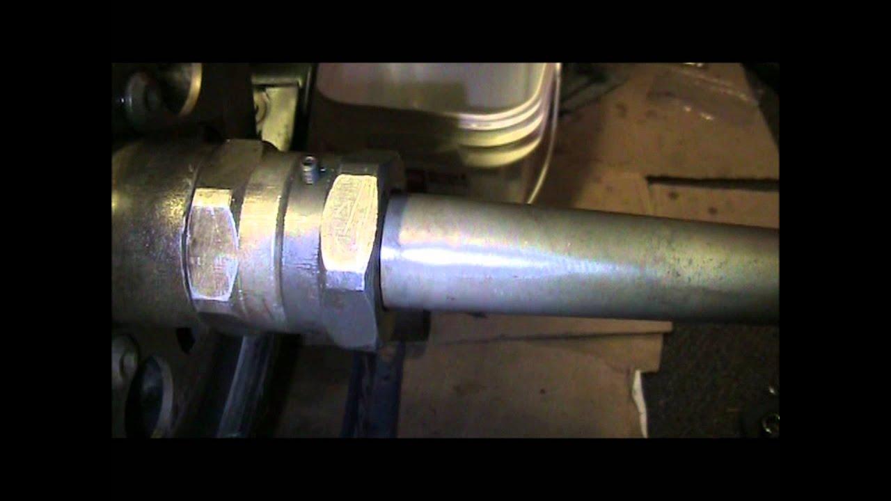 Sport Quad/ATV Axle Removal DIY : 660 Raptor DIY