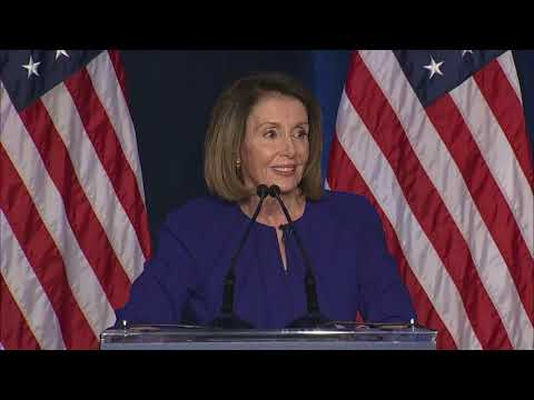 Nancy Pelosi: \'A historic victory is within our grasp\'