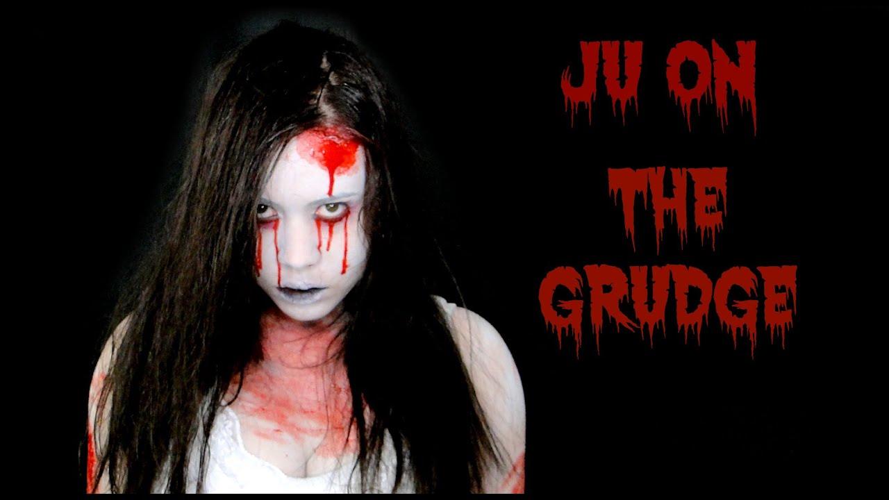 Ju On The Grudge Makeup - YouTube