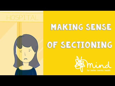 Making sense of sectioning