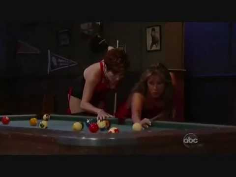 General Hospital: Alexis, Diane, & Coleman Play Pool