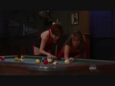 General Hospital: Alexis, Diane, & Coleman Play Pool