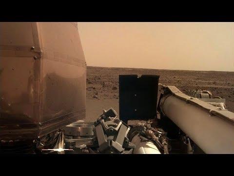 Что ученые хотят узнать о Марсе с помощью зонда InSight