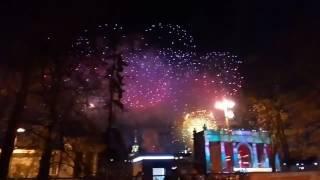 Салют Победы ВДНХ Москва 2017