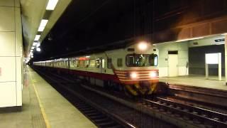 松山車站紀錄 147次 EMU1200 紅斑馬加速大魄力出站 thumbnail