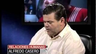 Relaciones Humanas: Entrevista con Alfredo Casero.