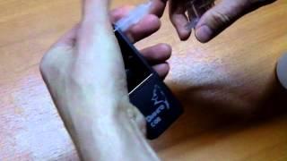 видео Алкотестер Dingo AT-2000