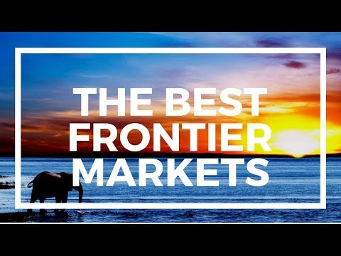 Frontier investment markets in Africa worth watching