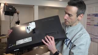 Lenovo Ideacentre 520 AIO Unboxing