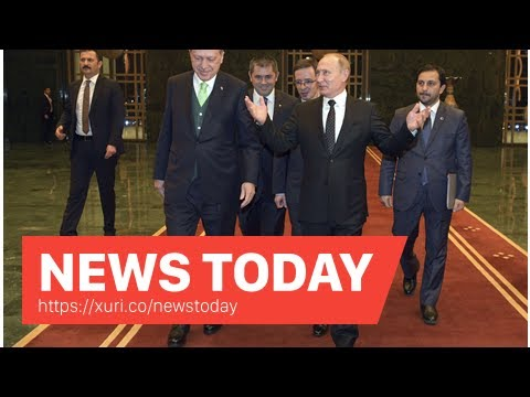 News Today - Turkey the Russian pipeline proposals, Idlib concessions for invasion of Syria-analysis