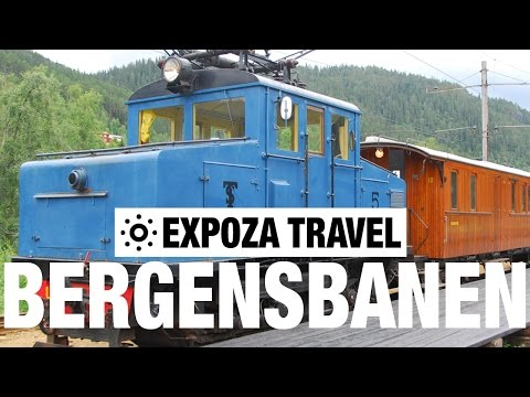 Bergensbanen Vacation Travel Video Guide