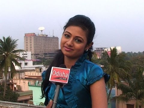 Video Interview - Actress Archita - Kebe Tame Naha Kebe Mu Nahi