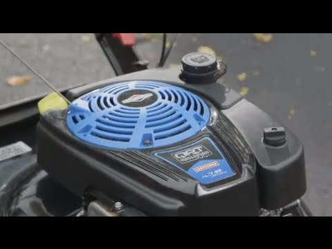 Briggs & Stratton QPT Lawn Mower Engine