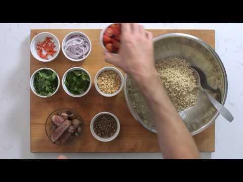 Easy Thai Recipe