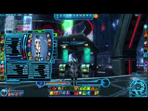 SWTOR: Outfit Designer Tutorial