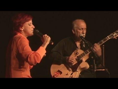 Bossa Nova  Concert by Roberto Menescal & Cris Delanno - Eu & Cris  Me & Cris  Show