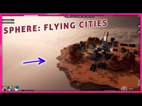 Sphere: Flying Cities Gameplay (demo)