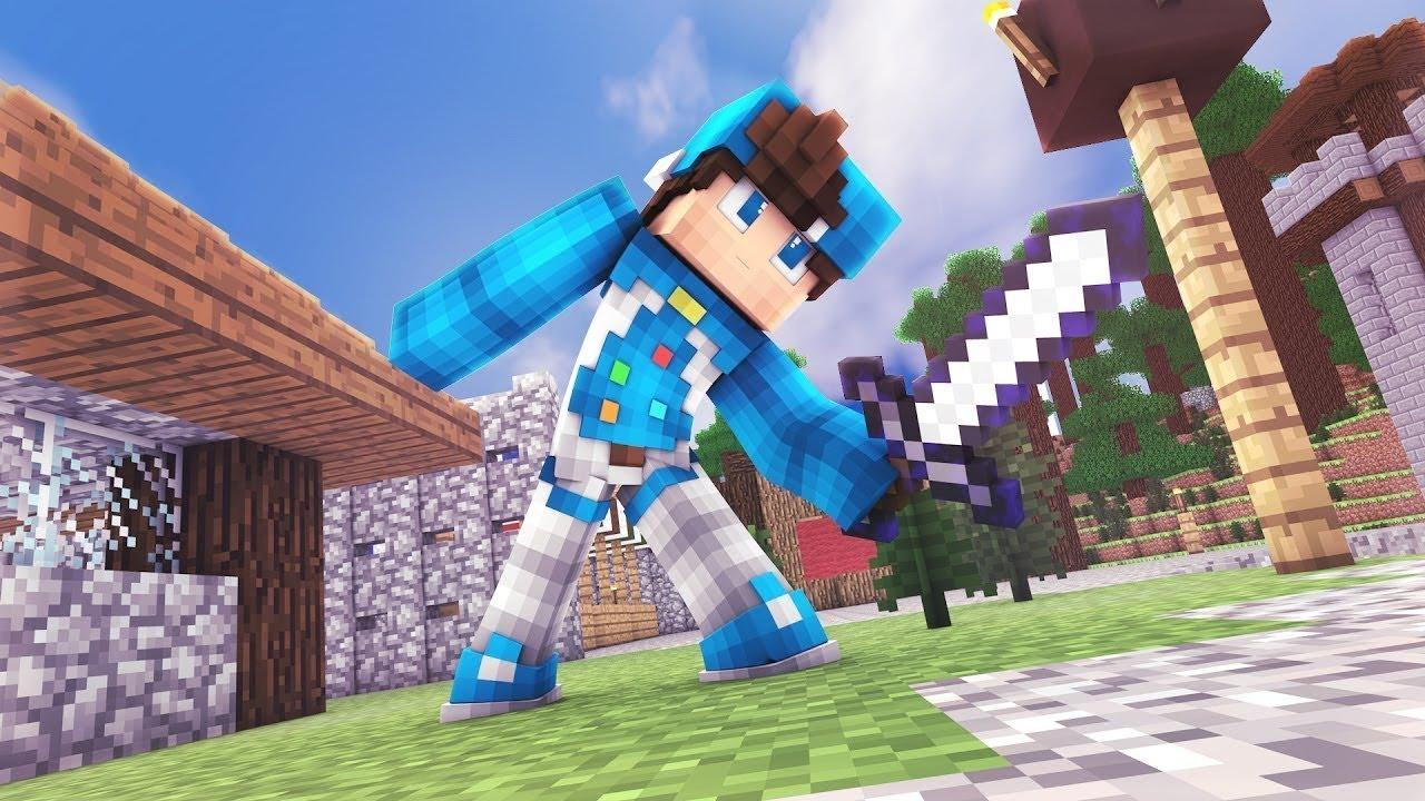 Minecraft Pvp Mit Euch Uhcspeed Skywars Bedwars