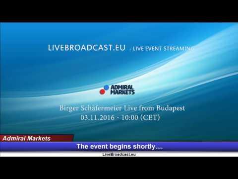 Admiral Markets   Backstage Trading with Birger Schäfermeier