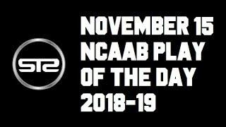 11/15/18 Free #NCAAB Picks of The Day - CBB Pick Today ATS Tonight #Syracuse #UConn