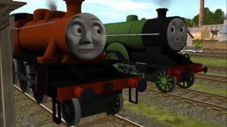 Sodor the Early Years: Barry the Rescue Engine; Testing Times