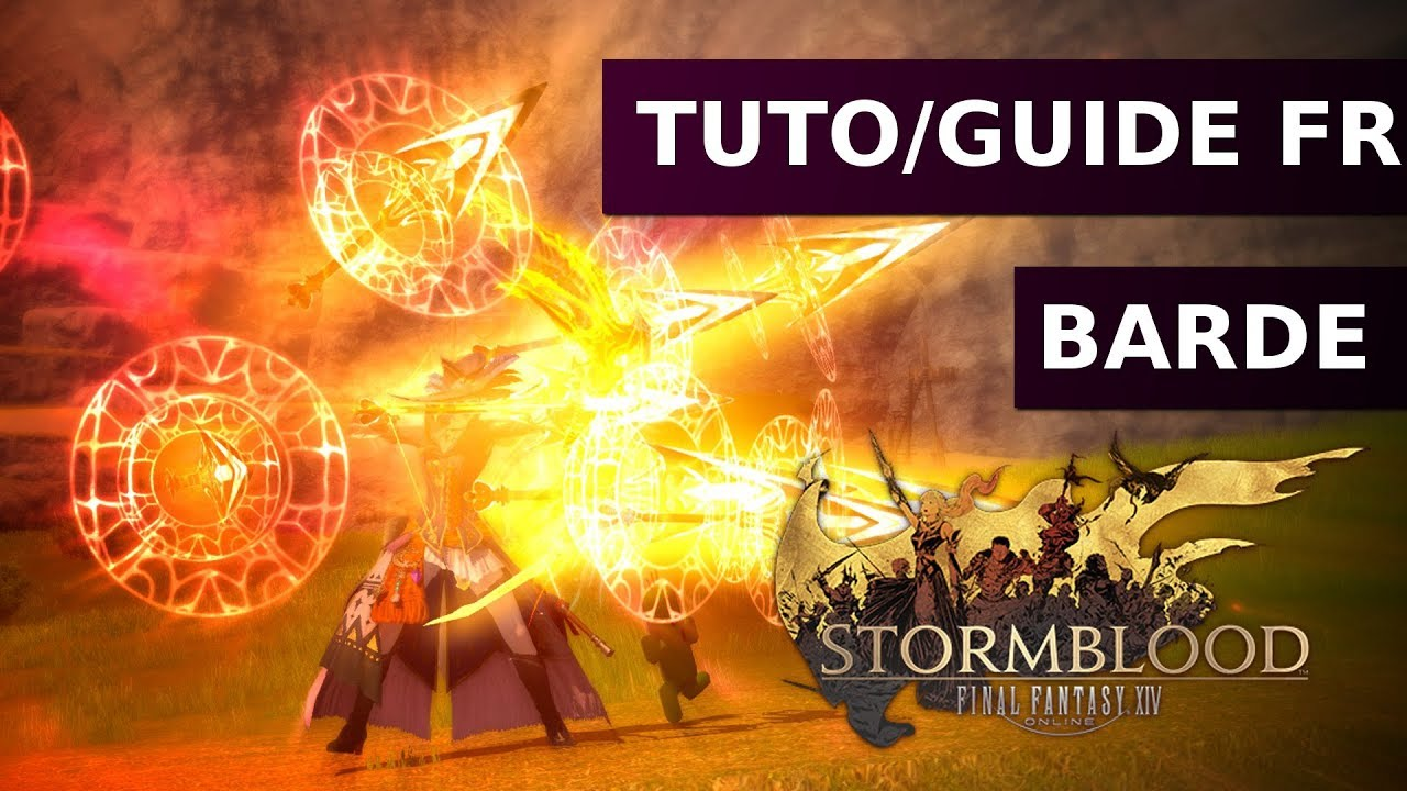 tuto guide barde opener cycle patch 4 2 final