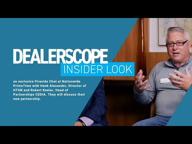 Dealerscope Insider Look: HTSN/CEDIA