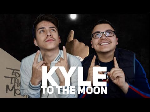 Kyle- To The Moon (Audio)| Reaction