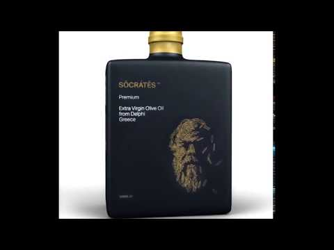 Socrates Extra Virgin Olive Oil